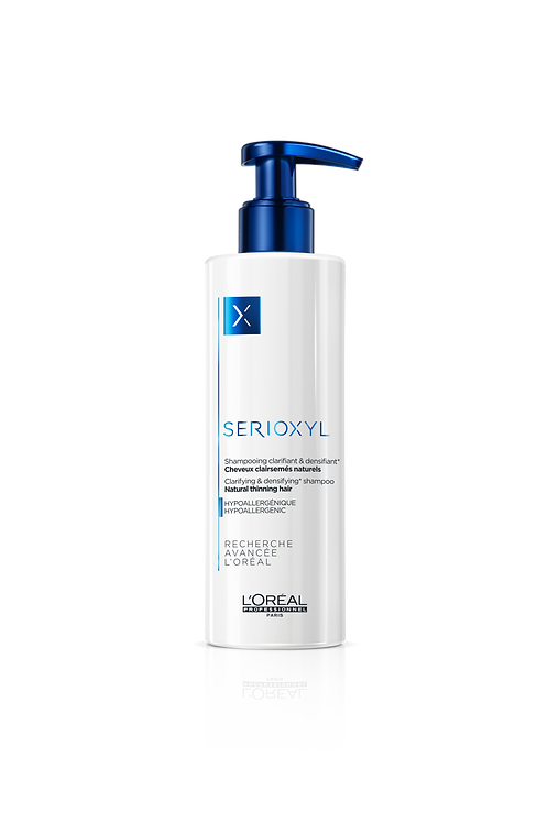 Serioxyl Shampoo für Naturhaar, 250 ml