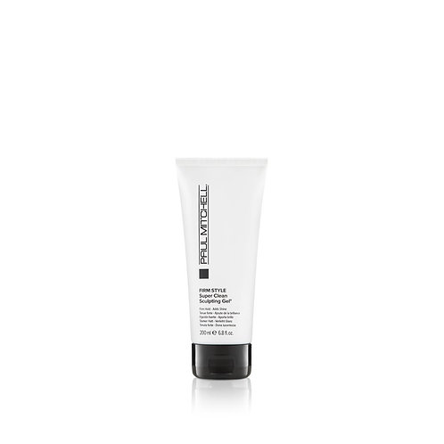 Paul Mitchell - PAUL MITCHELL® Super Clean Sculpting Gel® 200 ml