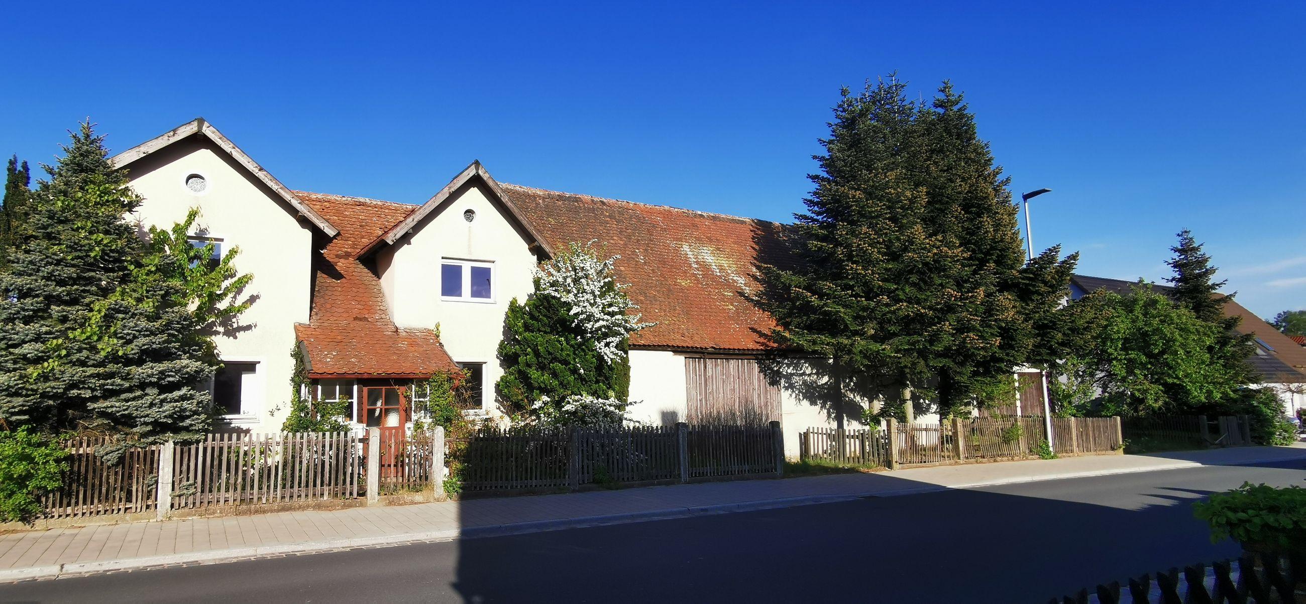 Landwirtschaftliches Anwesen in Elpersdorf