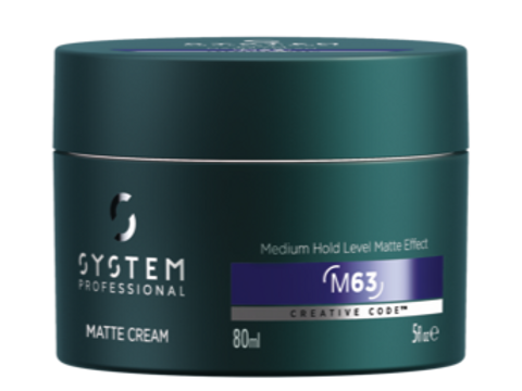 SYSTEM MAN Matte Cream- 80 ml
