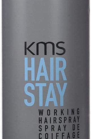 KMS HairStay Working Hair Spray 300ml
