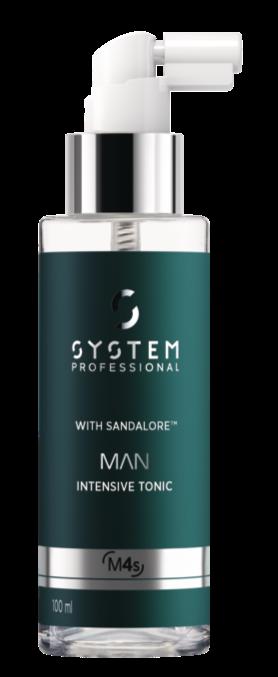 SYSTEM MAN INTENSIVE TONIC M4S 100ml- 100 ml