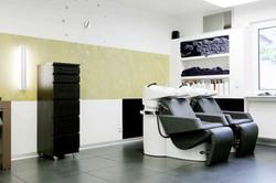 Waschbereich Friseur Krohn in Alfeld