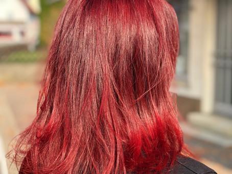 Die Haarfarbe mit 3D-Effekt : PurePigments