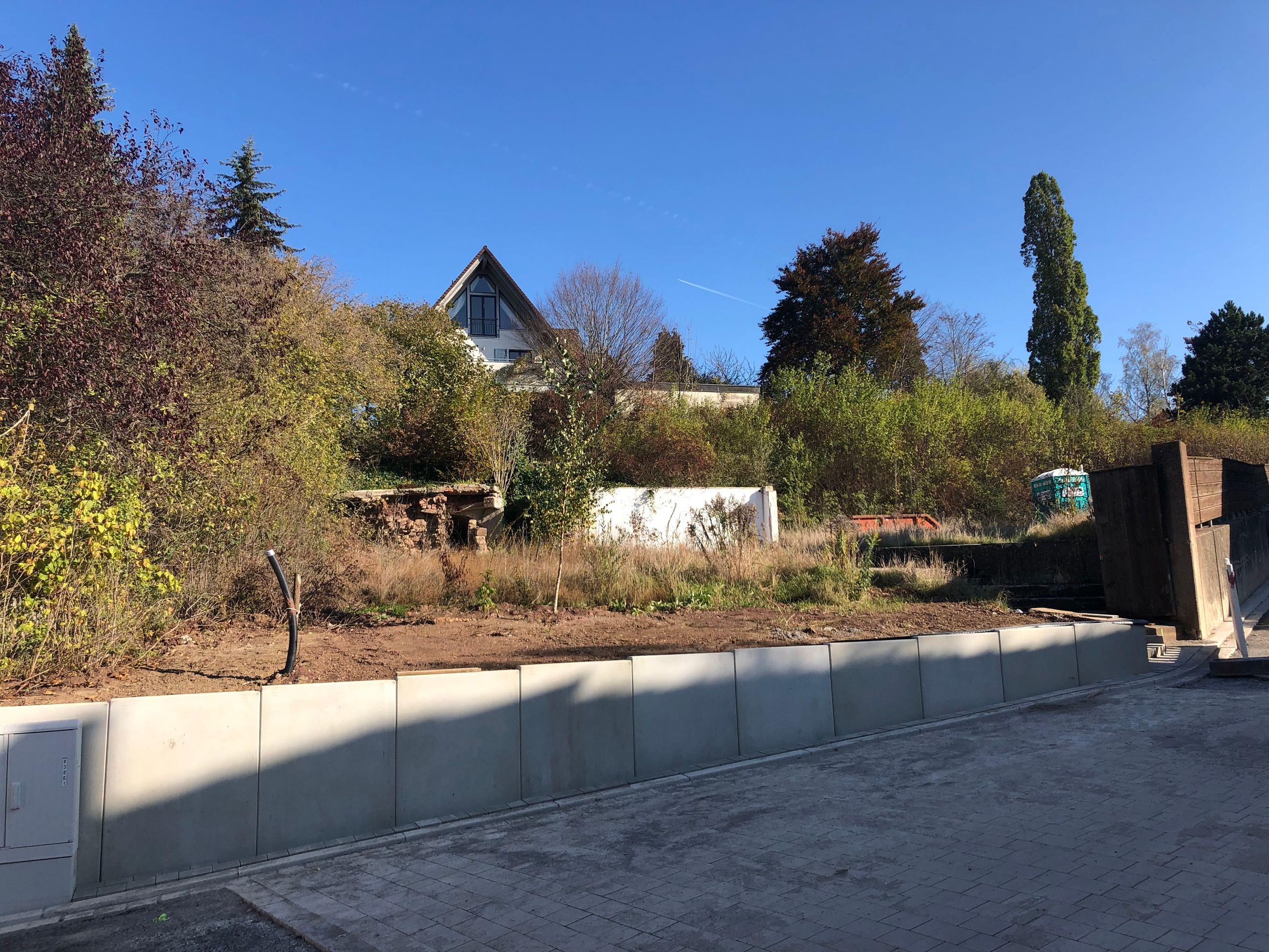 Grundstück in Ansbach
