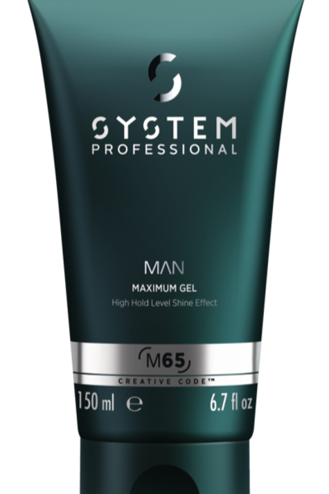 SYSTEM MAN Maximum Gel- 150 ml