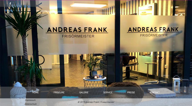 Andreas Frank Friseure