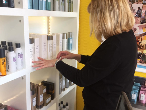 Neue Kopfhautpflege von Kerasilk-Goldwell