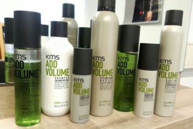 KMS ADDVOLUME Produkte Friseur