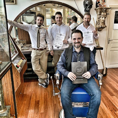 Heuser Barbershop