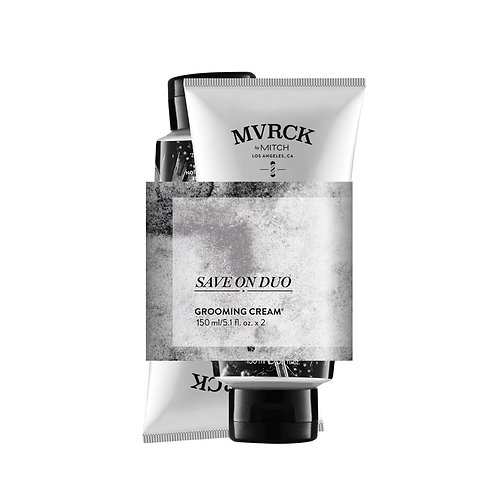 Paul Mitchell - Save on Duo MVRCK® Grooming Cream 2x 150 ml
