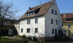 Einfamilienhaus in Schnelldorf