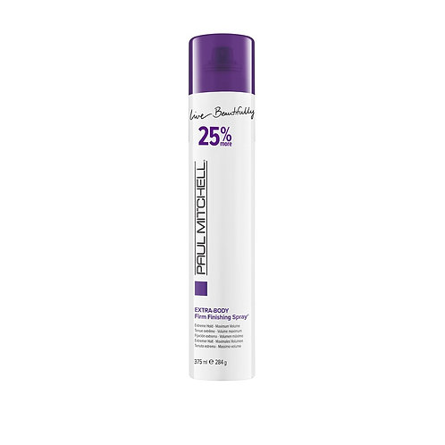 Paul Mitchell - EXTRA-BODY Firm Finishing Spray® + 25 % gratis Default Title