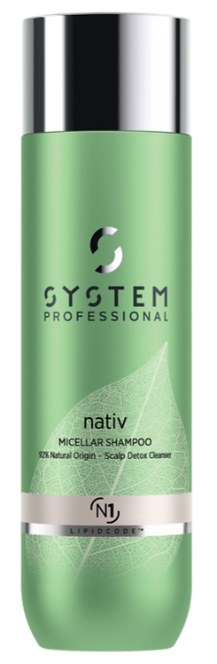 SP Nativ Micellar Shampoo- 250 ml