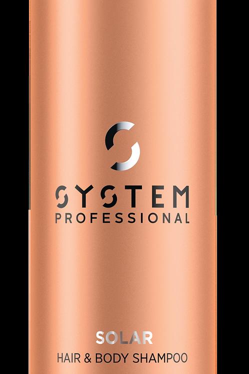 SP SOLAR Hair & Body Shampoo- 250 ml