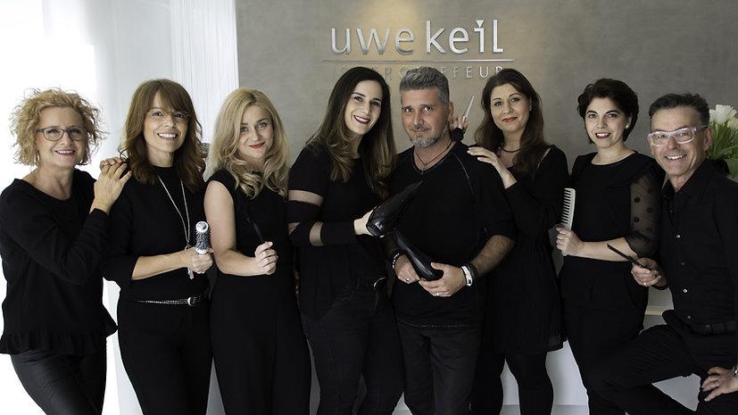 Team Uwe Keil Intercoiffeur