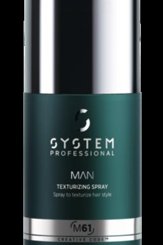 SYSTEM MAN Texturizing Spray- 125 ml