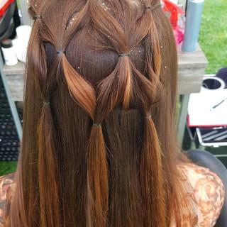 Festival Frisuren
