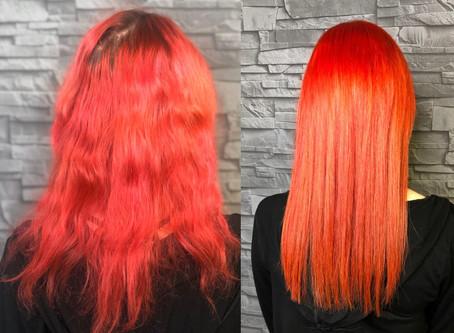 Haarverlängerung / - verdichtung
