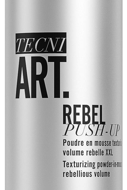 Rebel Push-Up, 250 ml