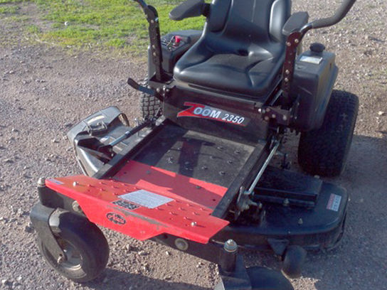 Ariens Tractor Complex Loading Understood with True-Load from Wolf Star Technologies