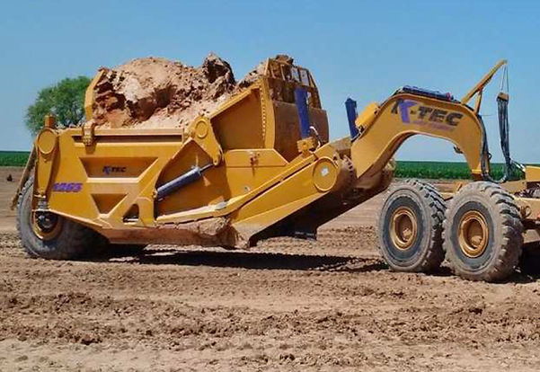 K-Tec Earth Mover Optimized with True-Load from Wolf Star Technologies