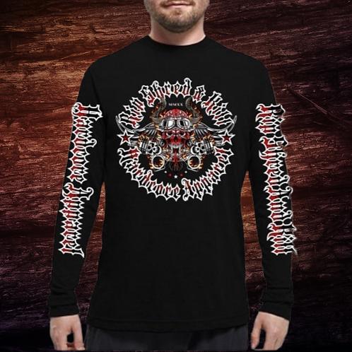 RSK Speed Demon | Long Sleeve T-Shirt | 100% Pre-Shrunk Cotton