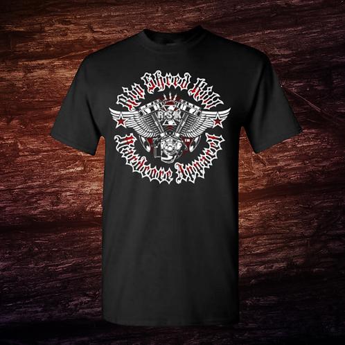 RSK Bike Engine | Short Sleeve T-Shirt | 100% Pre-Shrunk Cotton