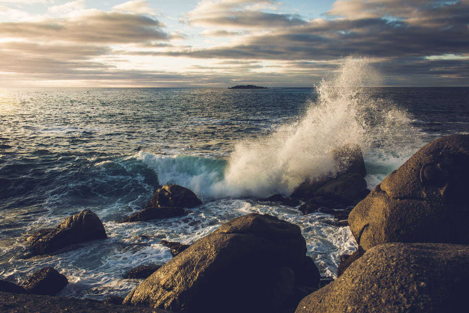 Rocky Waves - Anonymous Artist.jpg