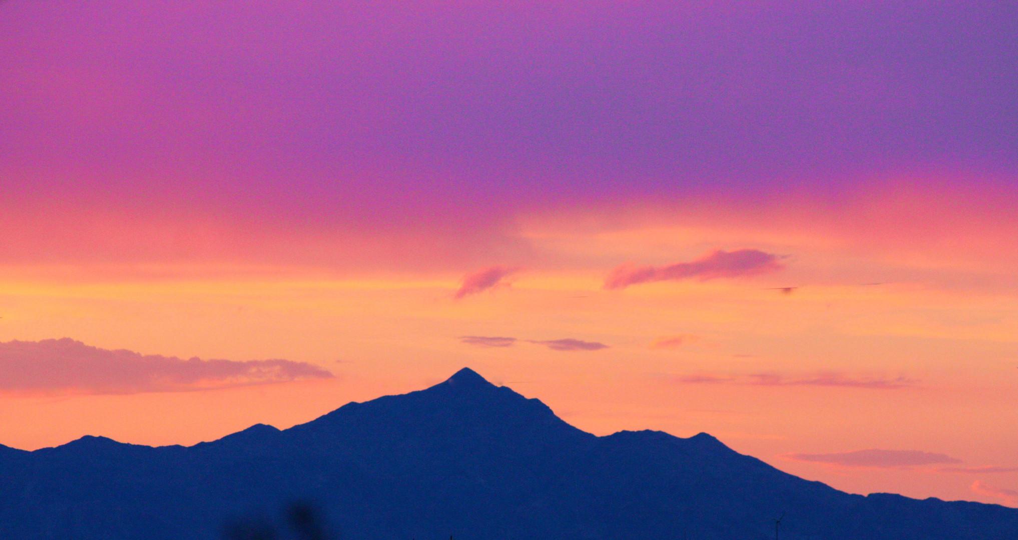 Sunrise, Las Vegas Nevada - Denise Wait.