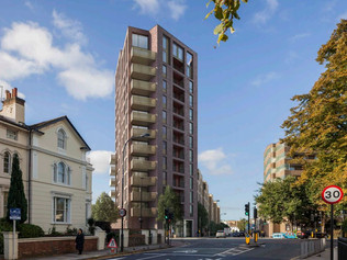 Abbey Area Redevelopment for Wates Residential