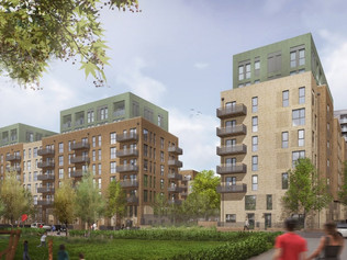 Acton Gardens for Countryside Properties