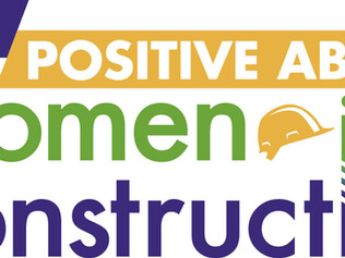 Positive about Women into Construction