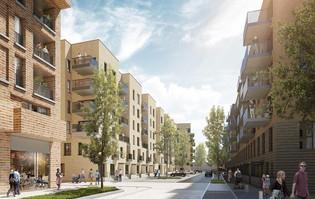 West Hendon Phase 4