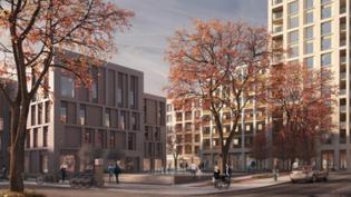 Plot 18 – Aylesbury Estate