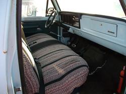 1976 Cab View Passenger Side