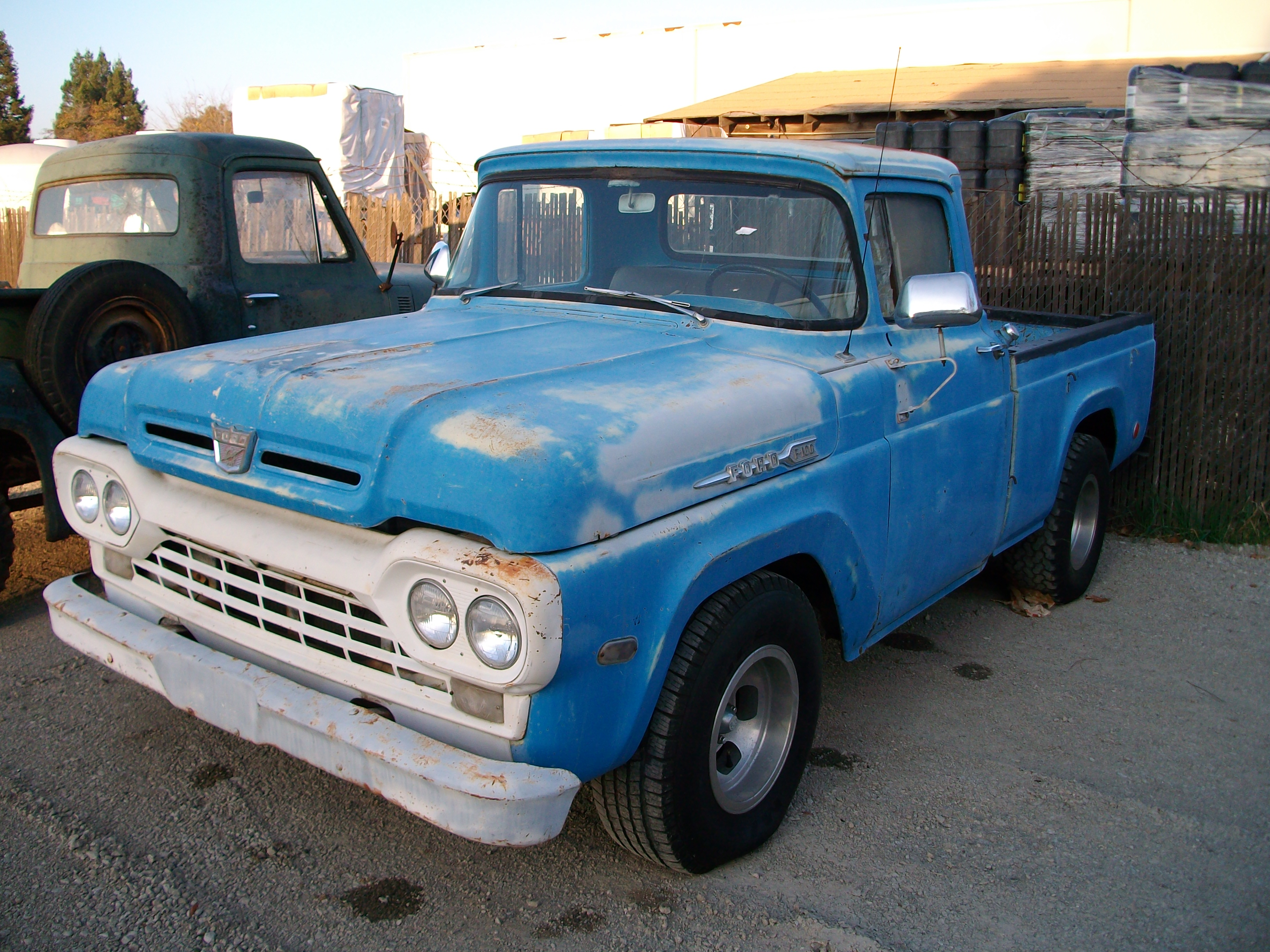 1960 F100 Front Right View