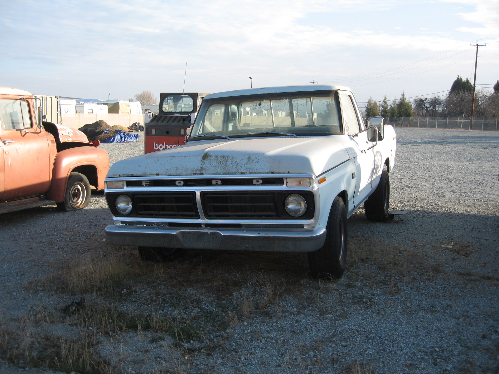 1976 F100 Front View