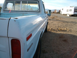 1976 F100 Right Bed View