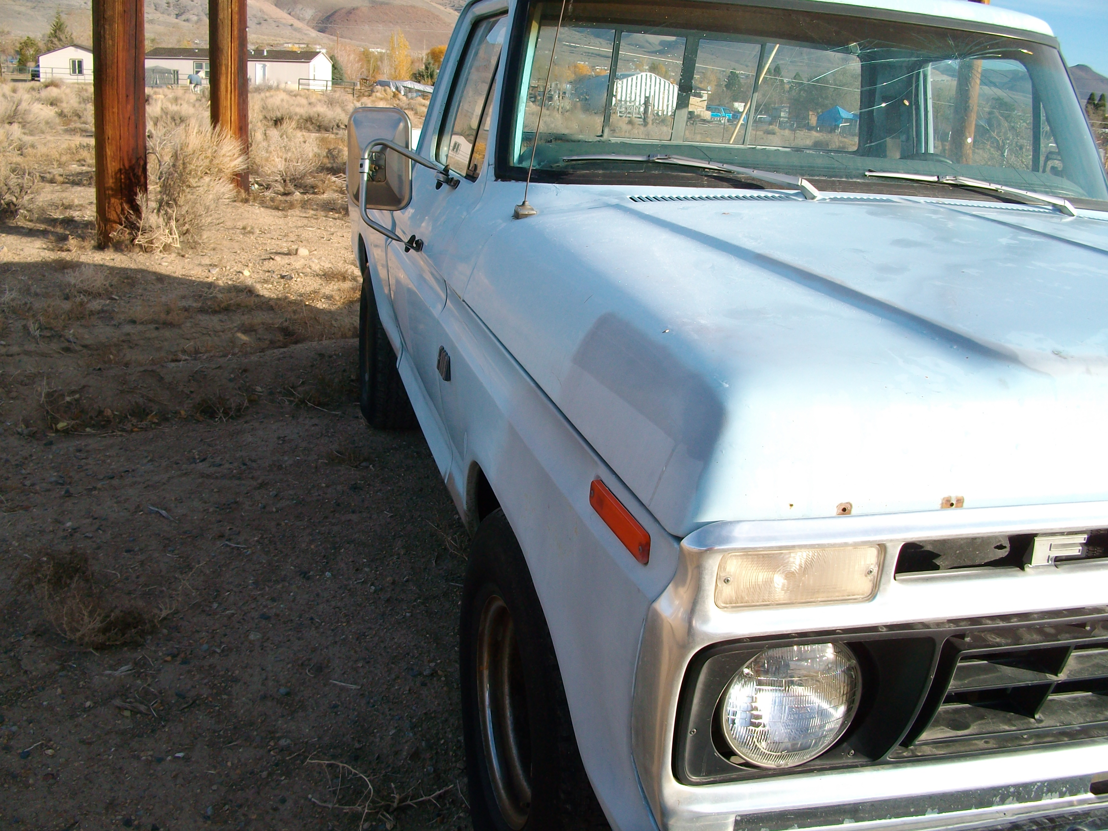 1976 F100 Shortbed