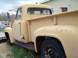 1954 F250 Right Back View
