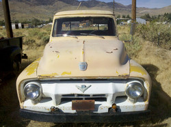 1954 F250 Front View