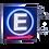 Thumbnail: Painel de LED para estacionamento 60x60 - Dupla face com setas indicativas