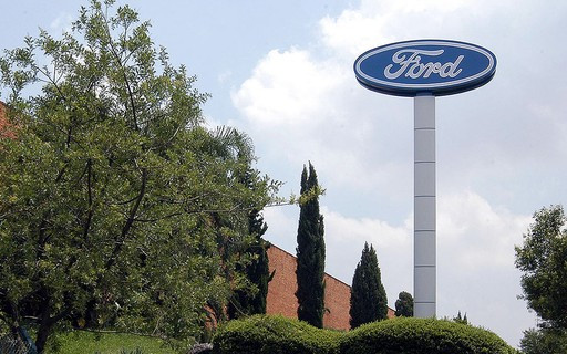 índustria de carros ford