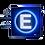 Thumbnail: Painel de LED para estacionamento 50x50 - Dupla Face