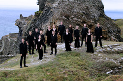 The Carice Singers at Tintagel