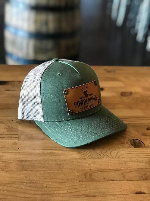 Powderhaus Snap Back - Green