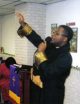 Apostle in Min - AL blkandGold