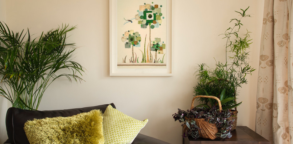 'Pistachio Blooms'