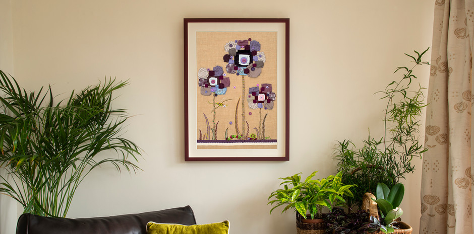 'Plum Blooms'